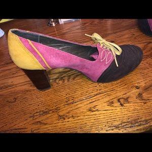 Anthropologie women's heels